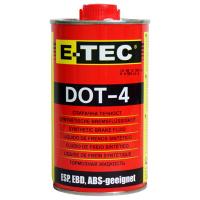 Спирачна течност DOT-4  0.5L E-TEC