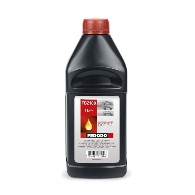 Спирачна течност DOT 5.1 0.5L FERODO