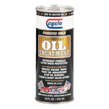 Добавка за моторно масло CYCLO 414ml CYCLO