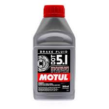 Спирачна течност  DOT 5.1 BRAKE FLUID  0.500L MOTUL