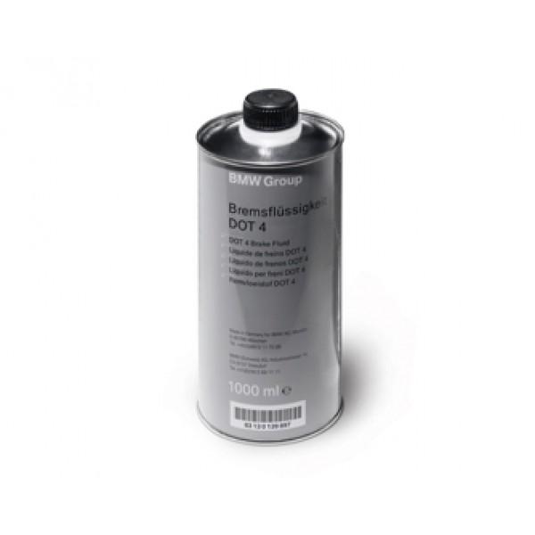 Спирачна течност   DOT 4 - 0.500ml BMW