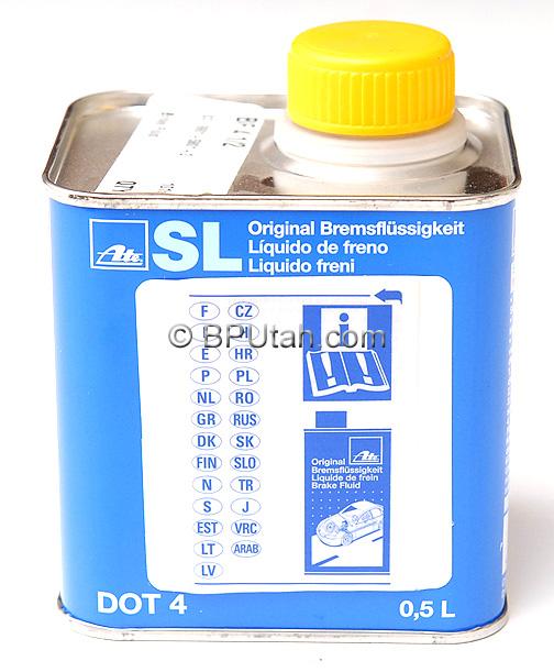 Спирачна течност -DOT 4  0.500ml ATE