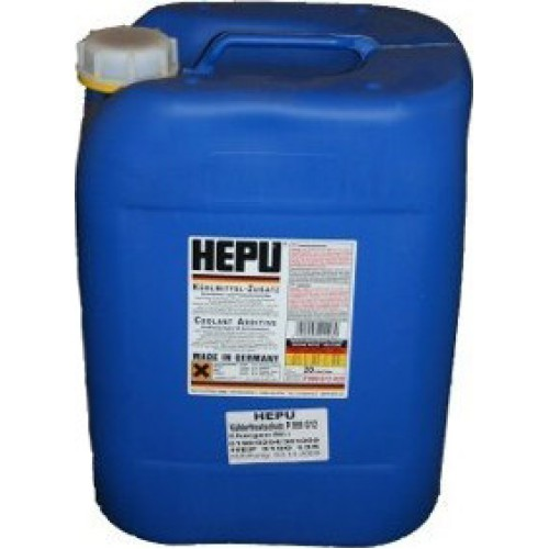 Антифриз червен концентрат G12 60L HEPU