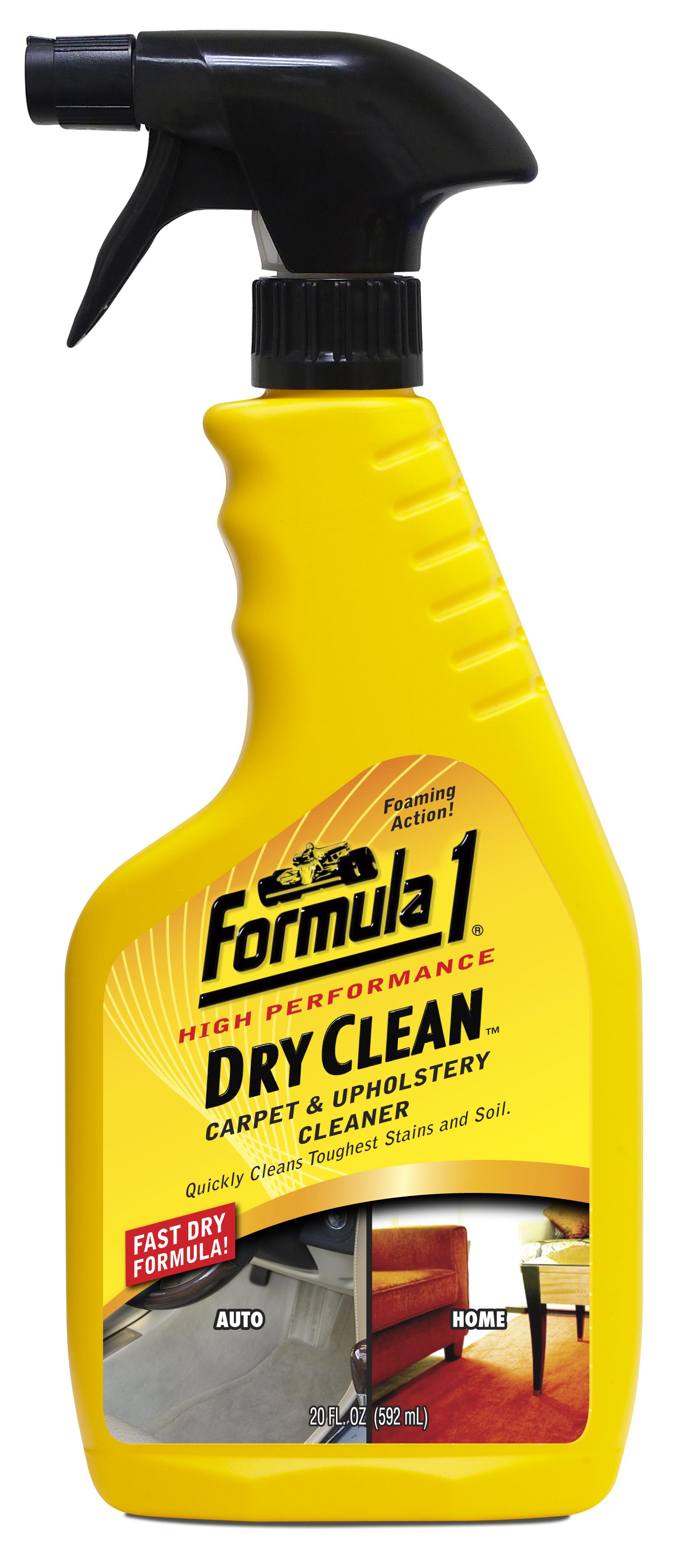 Почистване на тапицерия 590 ml FORMULA 1