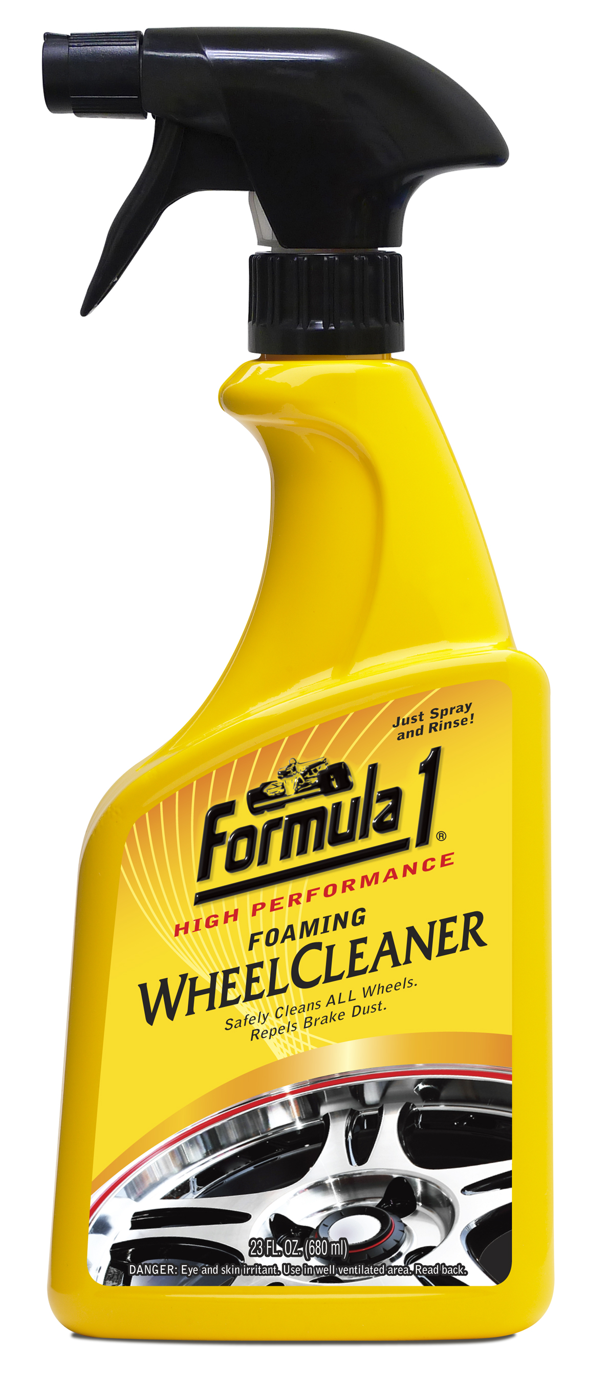 Почистване на джанти 680 ml FORMULA 1