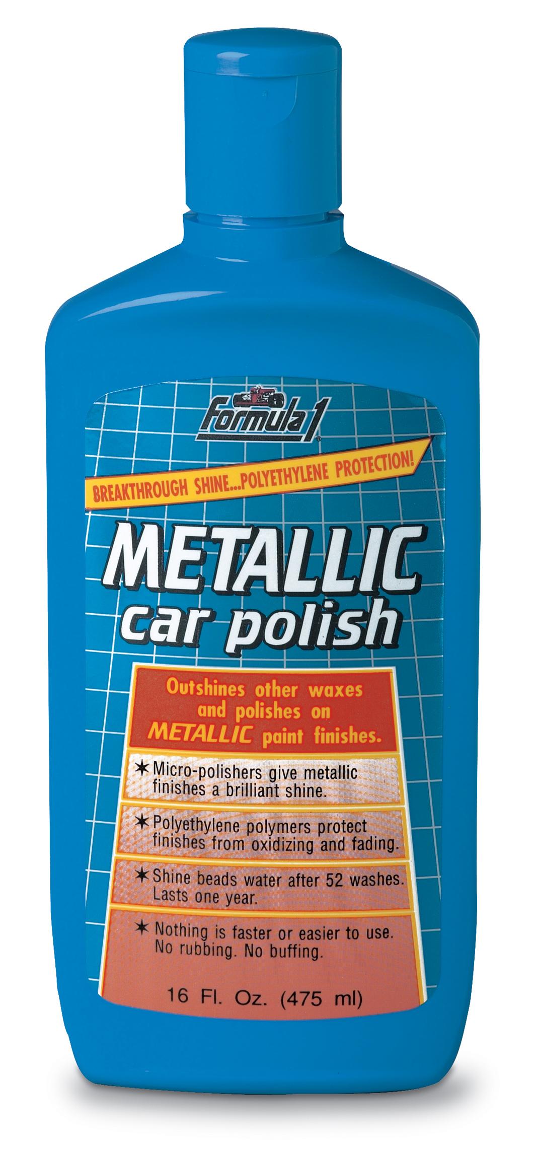 Полиране на бои тип металик 472 ml FORMULA 1